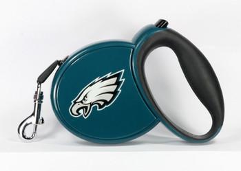 NFL Philadelphia Eagles Retractable Dog Leash