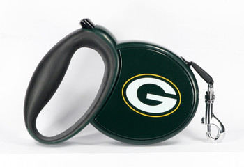 NFL Green Bay Packers Retractable Dog Leash