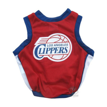 Los Angeles Clippers Alternate Style Pet Jersey