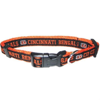 Cincinnati Bengals Pet Collar  - PFCIN3036-0001