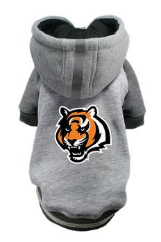 NFL Cincinnati Bengals Licensed Dog Hoodie - Small - 3X