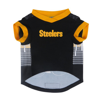 NFL Performance Pet Dog Tee - Pittsburgh Steelers