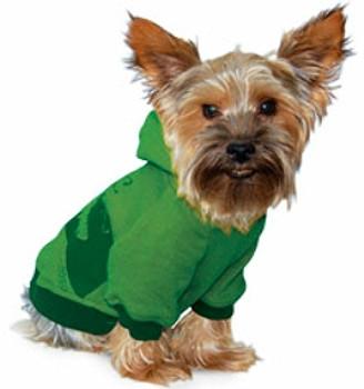 Croc Attack Dog Hoodie Sweatshirt