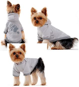 Bear Attack Dog Hoodie Sweatshirt