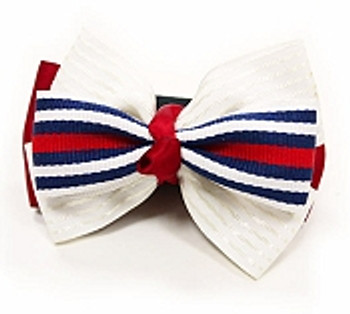 EasyBow Nautical Bow Dog Collar Accessory
