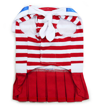 Easy-D Sailor Dog Dress