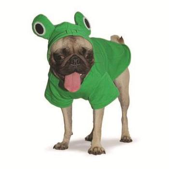 Froggy Dog Sweatshirt / Costume