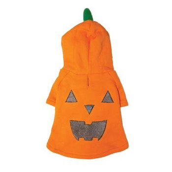 Pumpkin Dog Sweatshirt / Costume