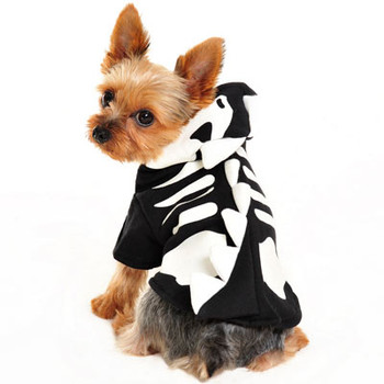 Dragon Skull Dog Sweatshirt / Costume