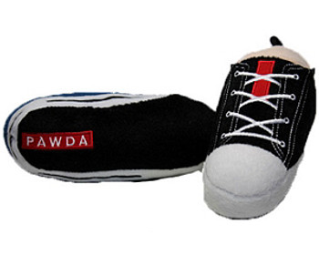 Pawda Sneaker Shoe Dog Toy