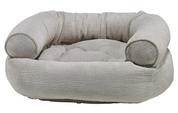 Aspen Chenille Double Donut Pet Dog Bed
