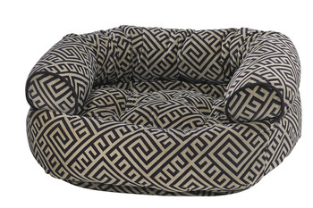 Avalon Microvelvet Double Donut Pet Dog Bed