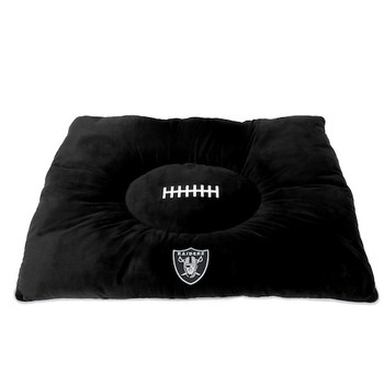 Official NFL Pet Dog Bed - Oakland Raiders