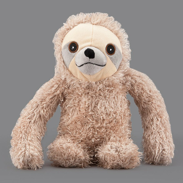 My BFF Shaggy Hair Sloth Dog Toy