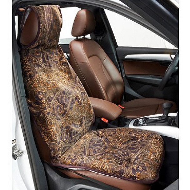 Windsor Microvelvet Single Car Seat Cover