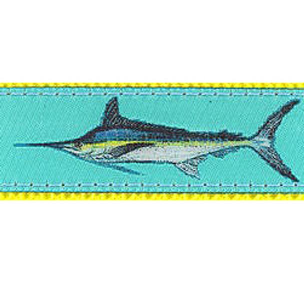 Marlin 3/4 & 1.25 inch Dog Collar, Harness