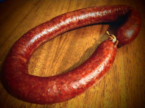 German All Beef Ring Sausage