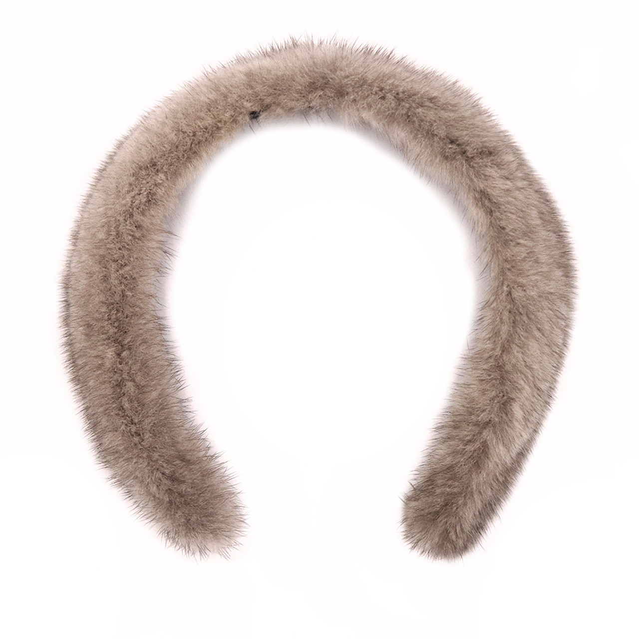 Mink Hairband