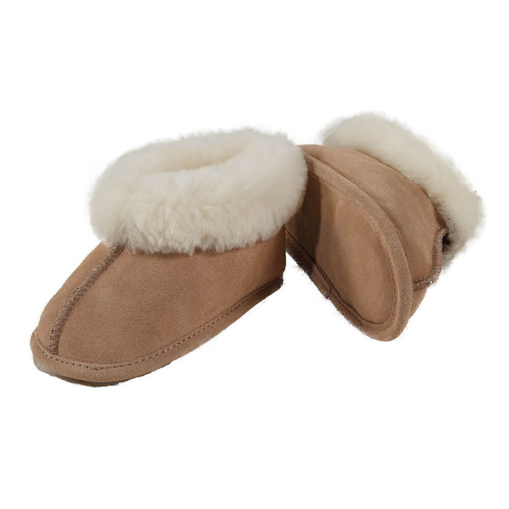 Children's Shearling Slippers