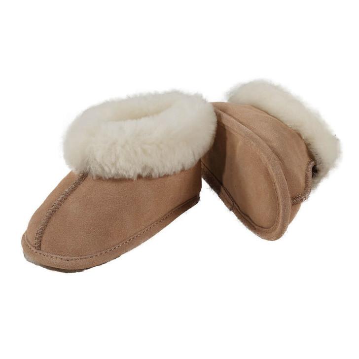 Children's Shearling Slippers