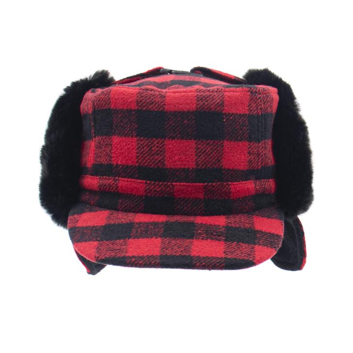 Men's Faux Shearling Fudd Hat