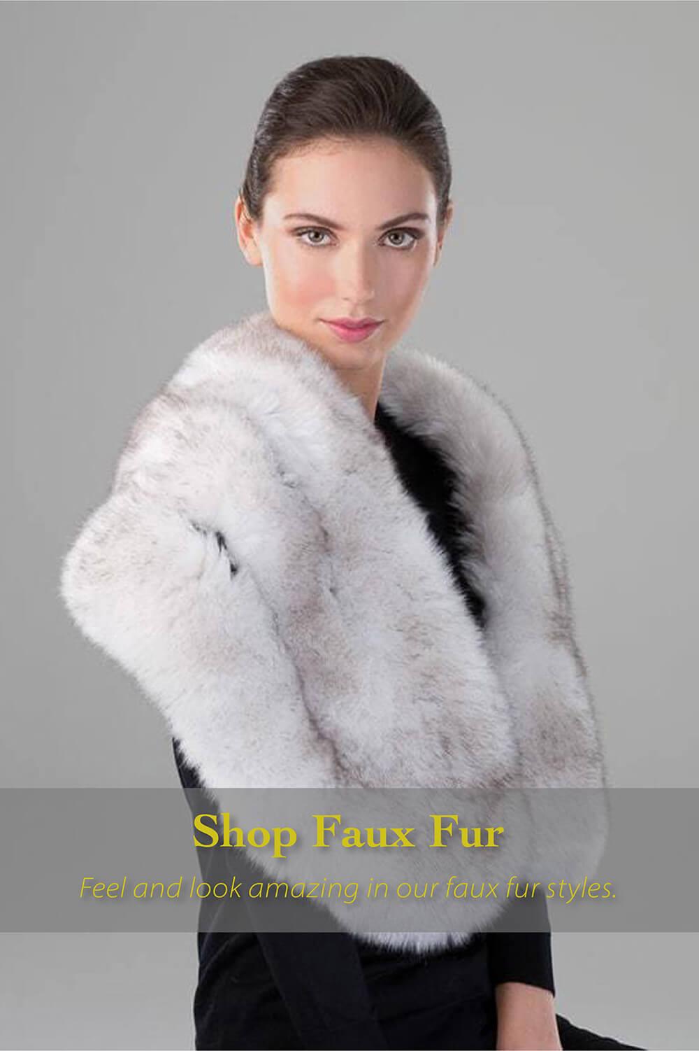 Shop Faux Fur Accessories