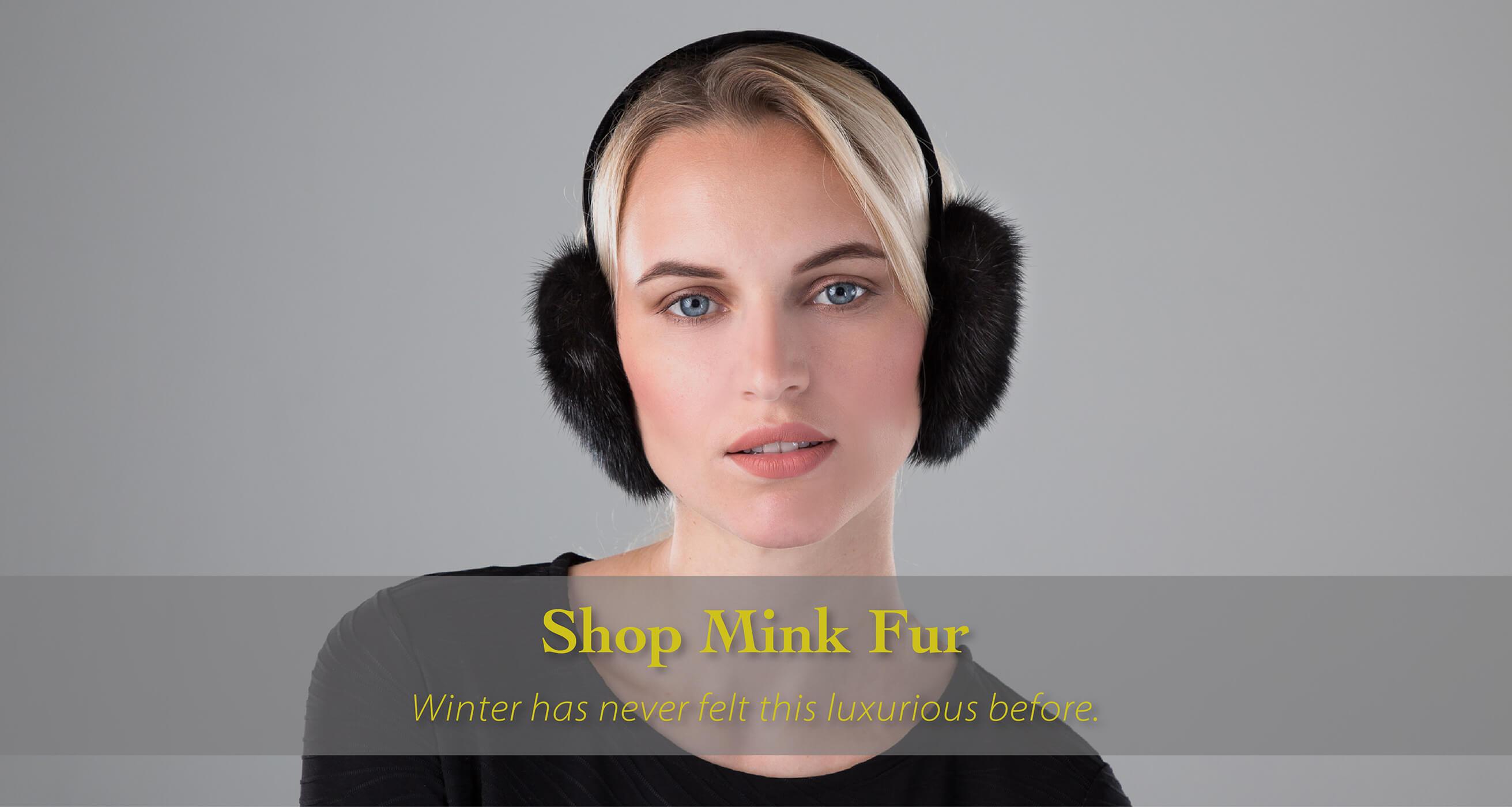 Shop Mink Fur Accessories