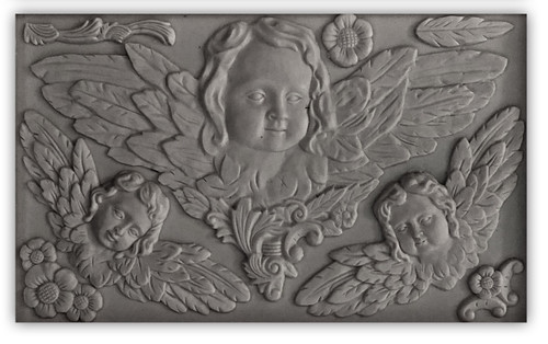 Classic Cherubs 6x10 Decor Moulds™