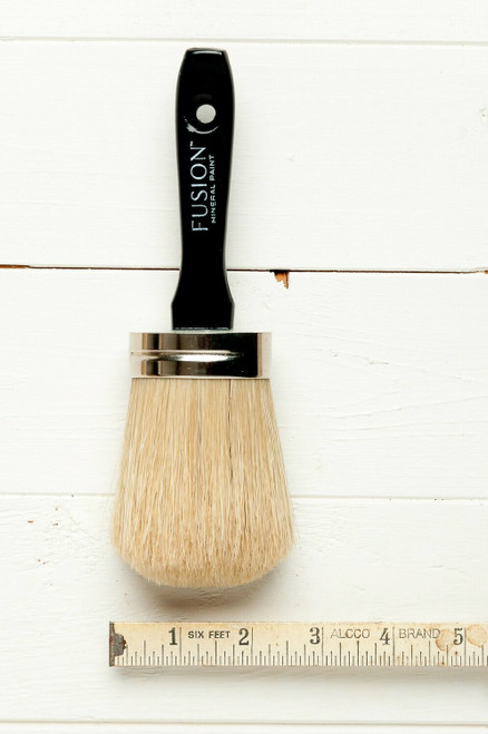 FUSION™ Natural Bristle Round Brush