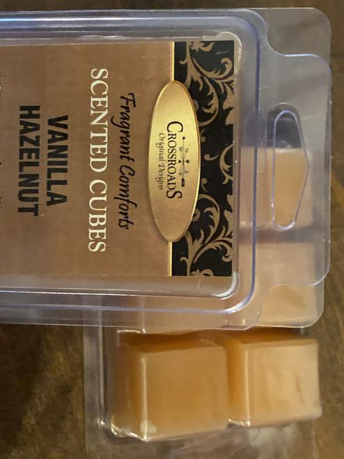 Vanilla Hazelnut Cubes