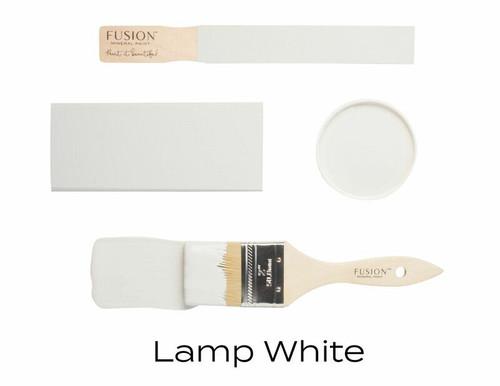 FUSION™ Lamp White Jar