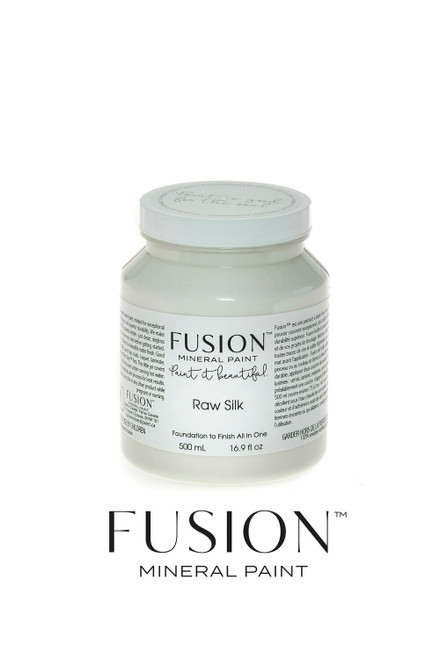FUSION™ Raw Silk Jar