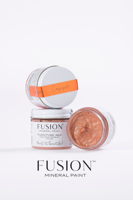 FUSION™ Furniture Wax Copper