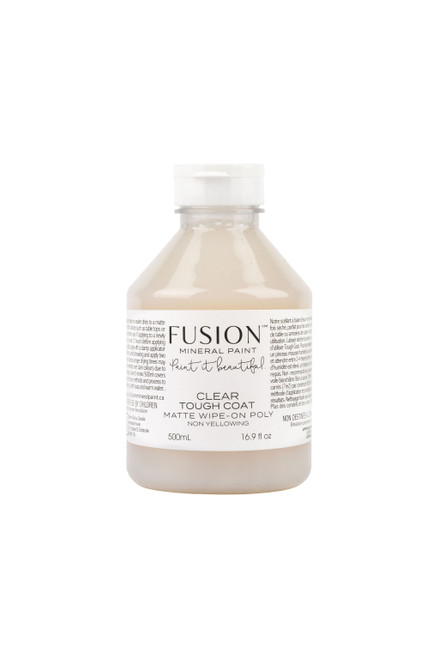 FUSION™ Clear Tough Coat - Matte Finish