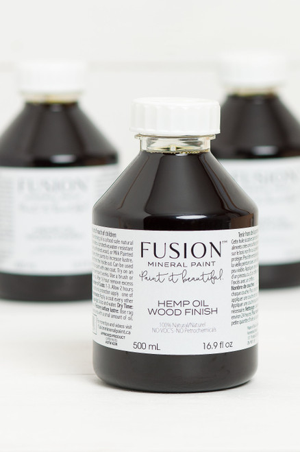 FUSION™ Hemp Oil Wood Finish Lg