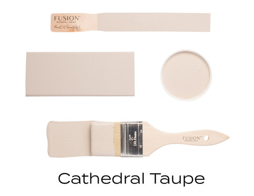 FUSION™ Cathedral Taupe Jar