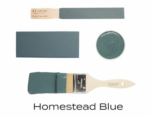 FUSION™ Homestead Blue Jar