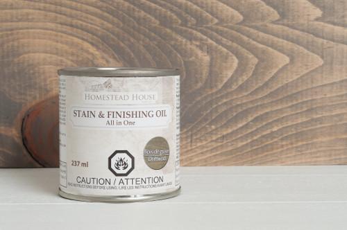 Stain & Finishing Oil 237ml - Driftwood