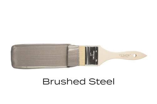 FUSION™ Metallics Brushed Steel (250ml)
