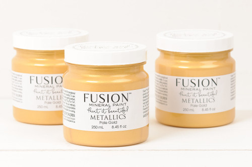 FUSION™ Metallics Pale Gold (250ml) discontinued