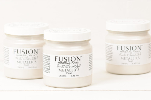 FUSION™ Metallics Pearl Jar (250ml)