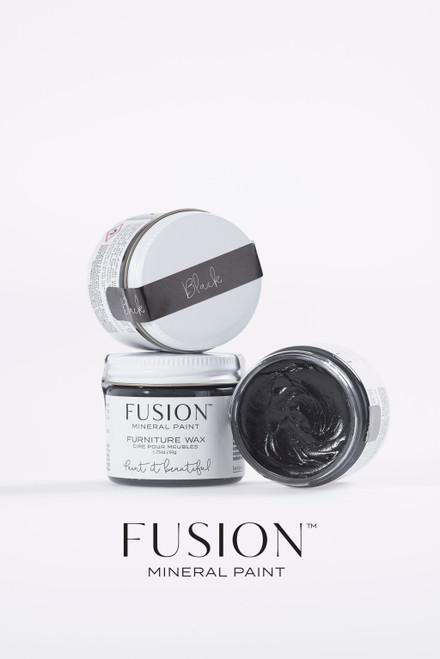 FUSION™ Furniture Wax Black