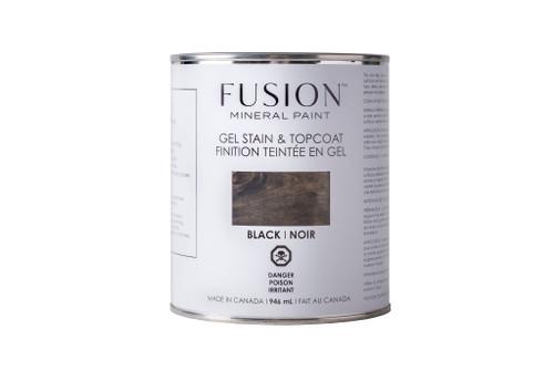 FUSION™ Gel Stain - Black (946ml)