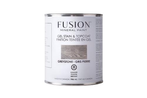 FUSION™ Gel Stain - Greystone (946ml)