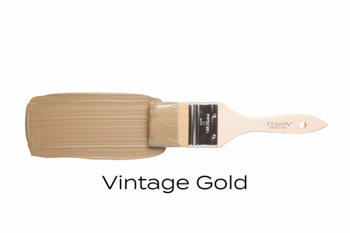 FUSION™ Metallic Vintage Gold Jar