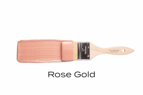 FUSION™ Metallic Rose Gold Jar