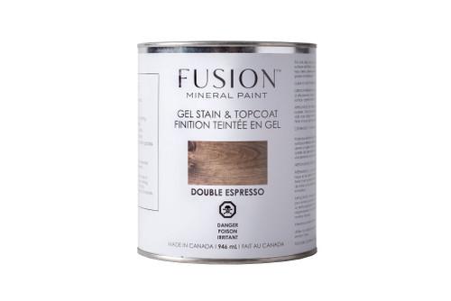 FUSION™ Gel Stain - Double Espresso (946ml)