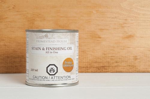 Stain & Finishing Oil 237ml - Golden Pine