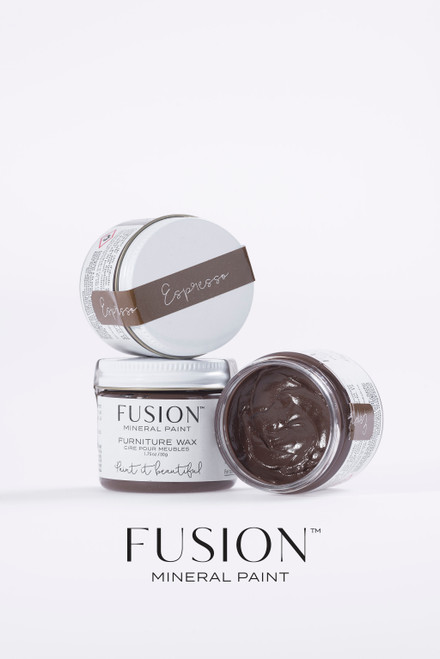 FUSION™ Furniture Wax Espresso