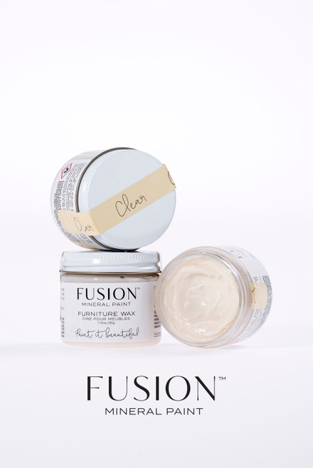 FUSION™ Clear Furniture Wax 200g